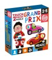 TOUCH 2 PIECES PUZZLES GRAND PRIX